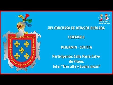 Jotas y Joter@s: Celia Parra Calvo