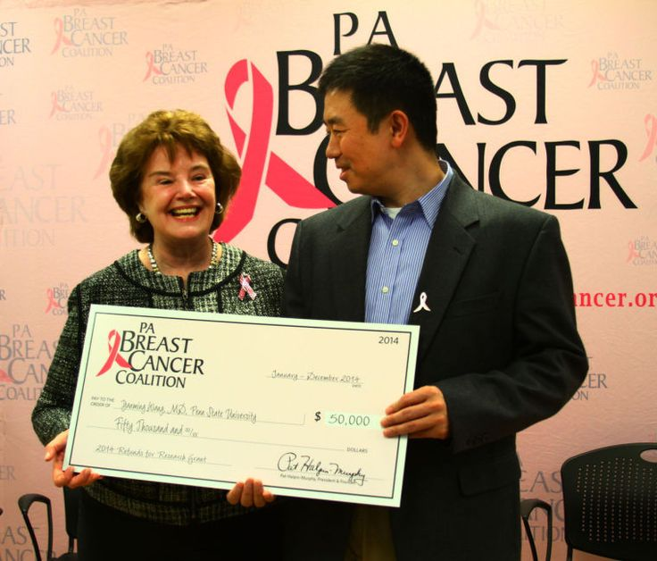 Penn State researcher receives grant for breast cancer research - The Daily Collegian: Campus