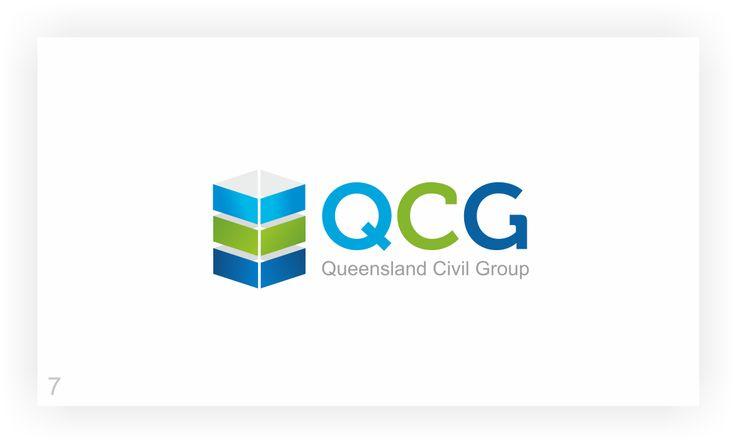 QCG Logo Design by Oley Media Group. See all our logo designs at http://www.oleymediagroup.com.au/portfolio/logo-designs/ #LogoDesign