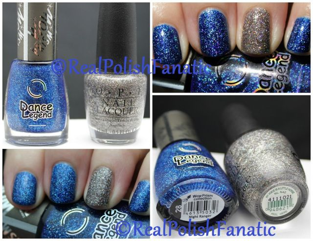 Happy New Year's Eve!! Dance Legend Wow Prism – Night Ranger & OPI – My Voice is a Little Norse – RealPolishFanatic