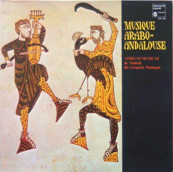 Atrium Musicae De Madrid Dir. Gregorio Paniagua - Musique Arabo-Andalouse at Discogs