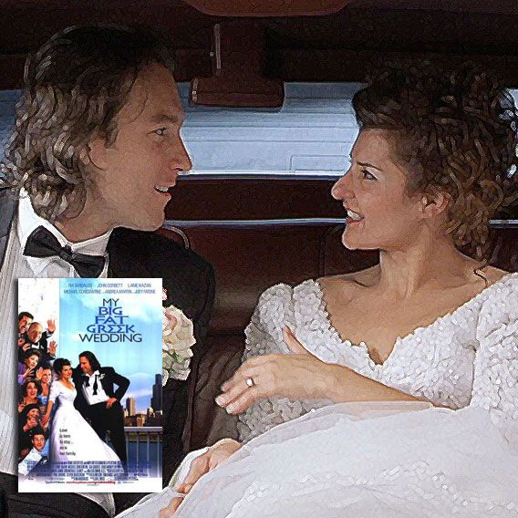 My Big Fat Greek Wedding Movie Quotes: 837 Best Images About Weddings In Movies, Etc. On