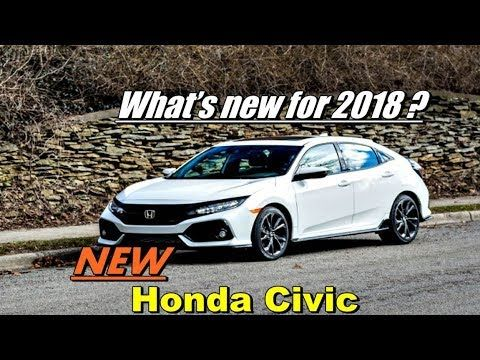 New Honda Civic 2017 review - What's new for 2018?