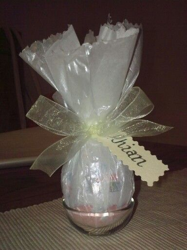 handmade by nat...how to disguise a kinder egg table favour