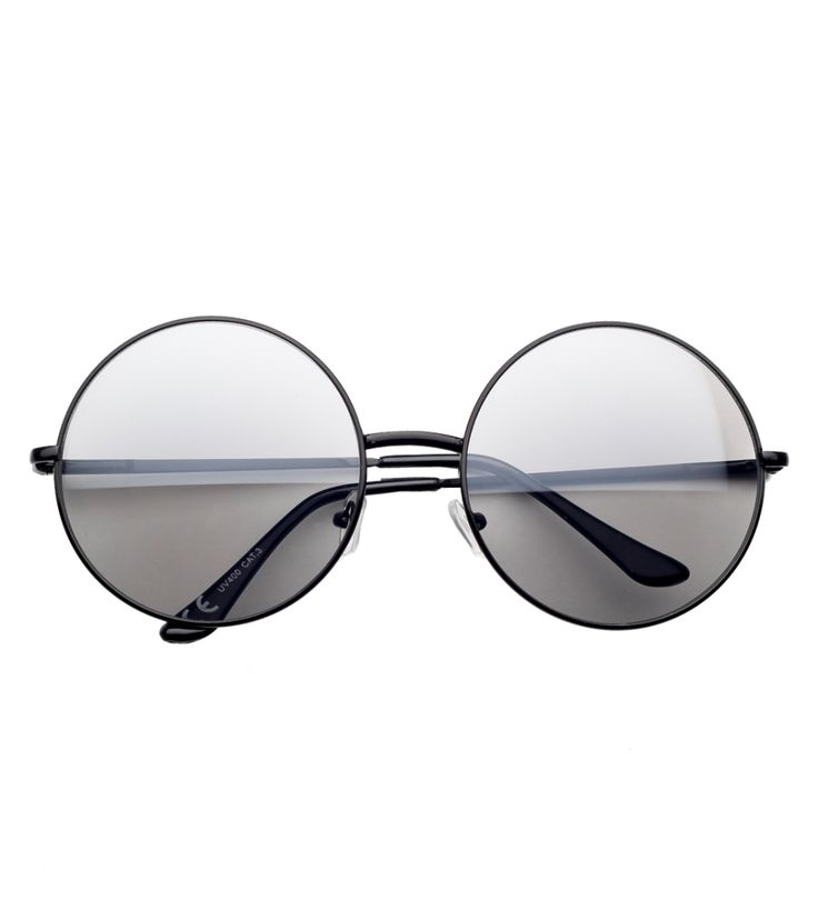Okulary przeciwsłoneczne lenonki.