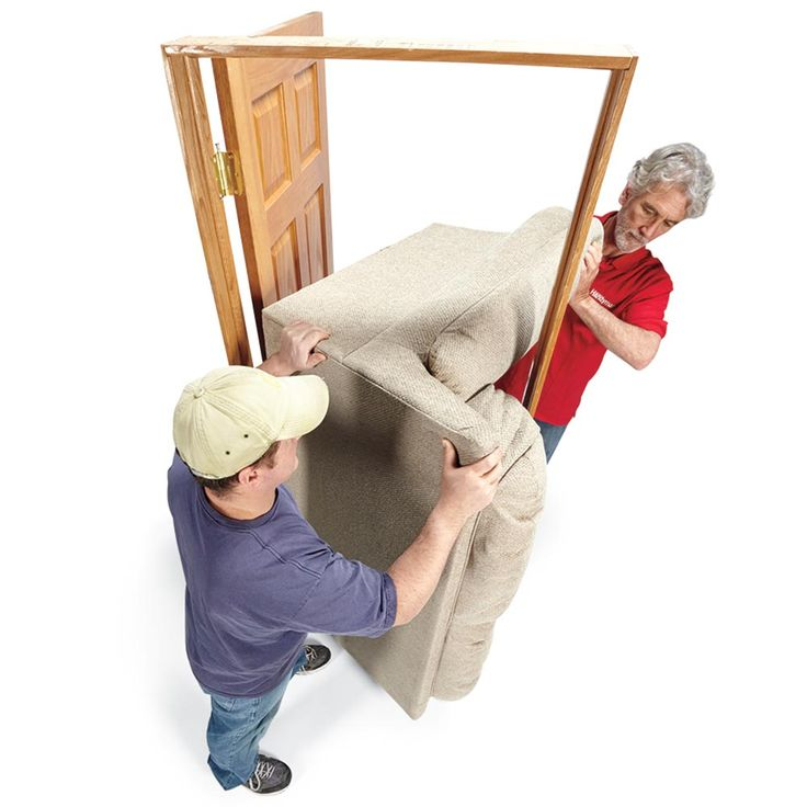 10 Tips for Moving Furniture Whether you're relocating or just rearranging, moving heavy furniture is a big job. Use these simple techniques to move heavy, awkward items without wrecking your back, your house or the furniture. How to move heavy furniture by yourself - use your head, not your back.