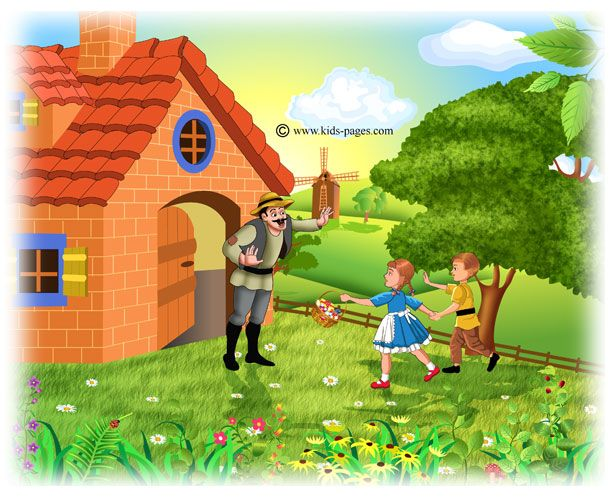 Hansel and Gretel 8
