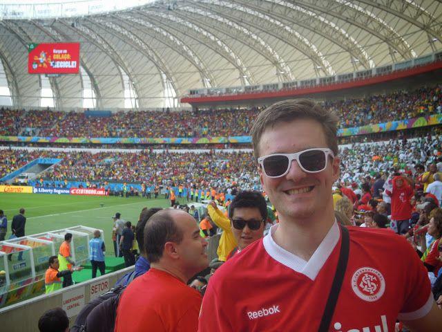 Mauro Bellenzier ci racconta la sua esperienza alla #coppadelmondo! #brasile2014 #mastersbs #sportbusiness