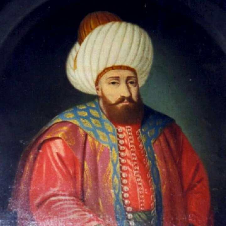 Bayazeed the Ottoman Sultan