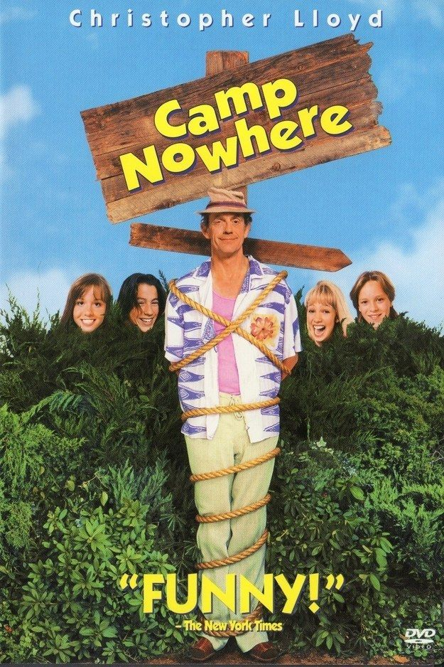 Camp Nowhere (1994) | 31 Of The Most Underrated Kids Movies From The '90s
