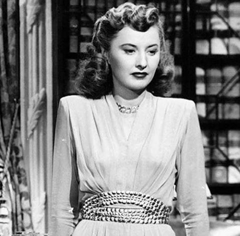 (103) The incomparable Barbara Stanwyck
