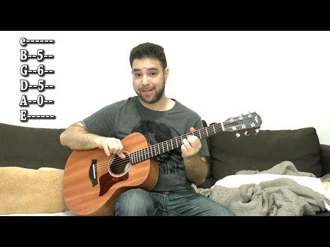 Lesson: Fingerstyle Blues in A - 19 Chord & Soloing Ideas - Guitar Tutorial w/ TAB - YouTube
