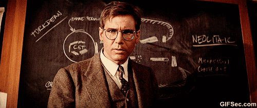 indiana jones gif 13 times Harrison Ford was the sexiest man alive