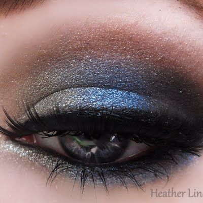 Laura Geller Beauty by Heather L. Click the pic to see the how-to. #eyemakeup #YouCanDoThisBeauty