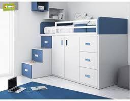 Image result for cama alta com armario