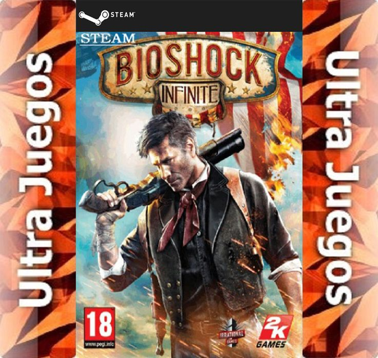 BioShock Infinite (STEAM GIFT) DIGITAL