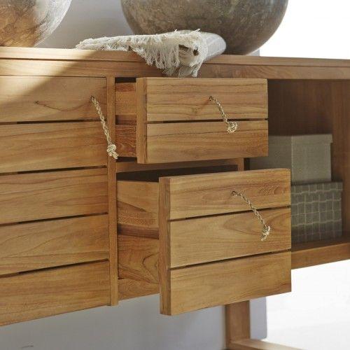 Les 25 meilleures id es concernant salon de jardin teck sur pinterest salon - Vente de meuble de jardin ...