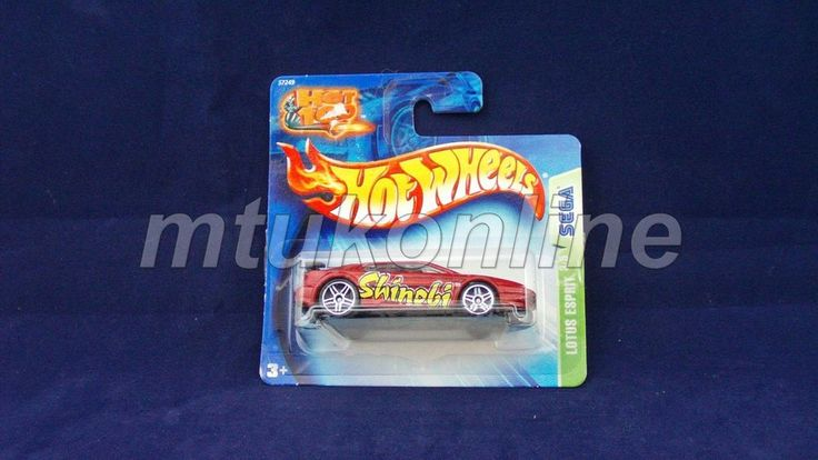 HOTWHEELS 2003 SEGA | LOTUS ESPRIT | 3/5 | 112-2003 | 57249 | HOT100