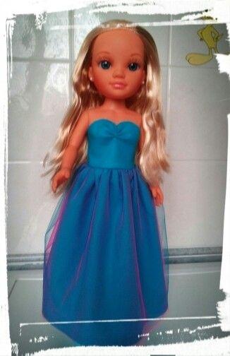 Vestito principessa per nancy