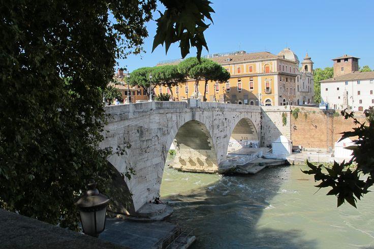 Ponte Cestio Rome