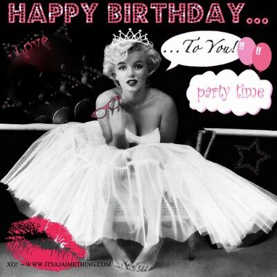 203 Best Birthday Images On Pinterest Happy Birthday