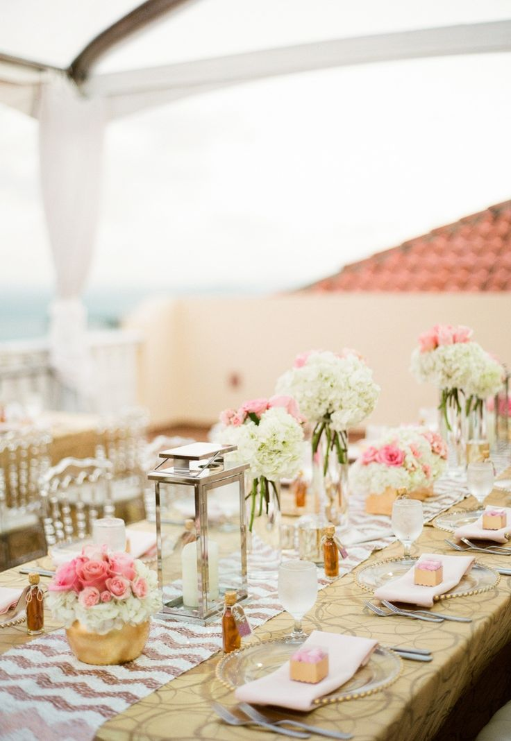 Oceanfront Puerto Rico Wedding at El Conquistador - MODwedding