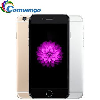 Original Unlocked Apple iPhone 6 1GB RAM 1664128GB ROM 4.7inch IOS Dual Core 8PM GSM WCDMA LTE iPhone6 Used Mobile Phone (32807813284)  SEE MORE  #SuperDeals