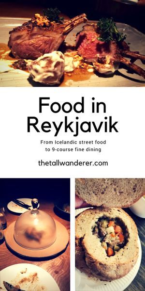 When we were in Iceland we experienced some great local cuisine. From Icelandic street food to a 9-course tasting menu. My latest blog post gives you the low down on what the food is like in Reykjavik, including some unusual 'local' dishes....