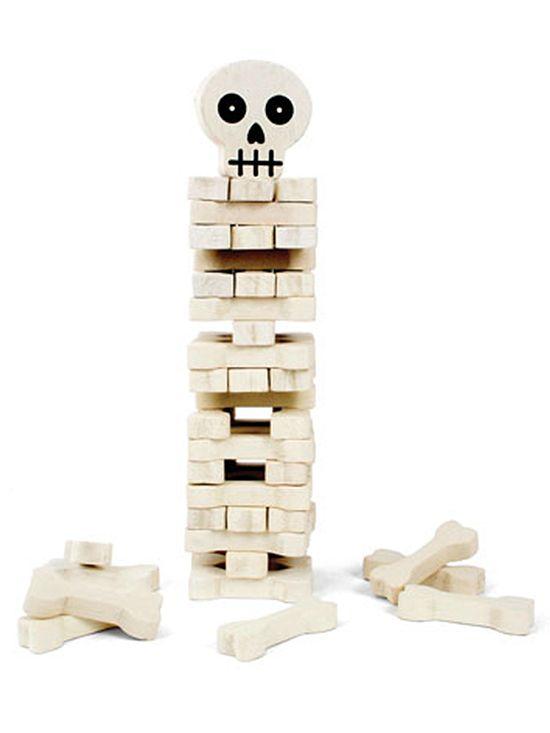 Stack The Bones Game ... jenga?