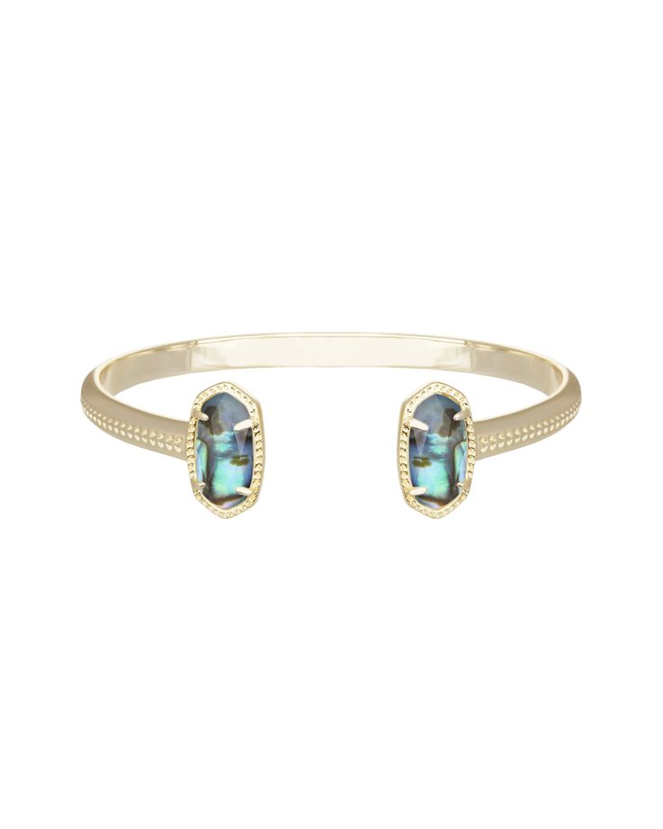 Elton Bracelet in Abalone - Kendra Scott Jewelry.