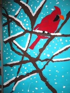 Thomas Elementary Art: animals