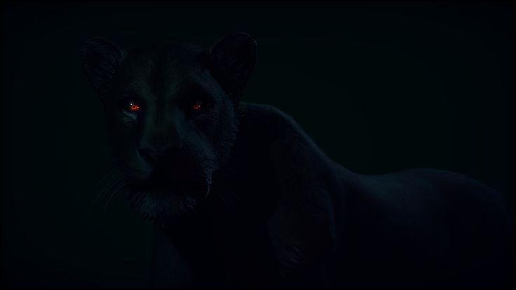 predator, black leopard, red eyes, art, beautiful, photo, background