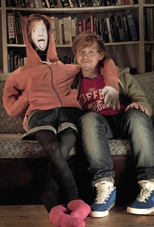361 best Rupert Grint~Ronald Weasley ♛ images on Pinterest ...