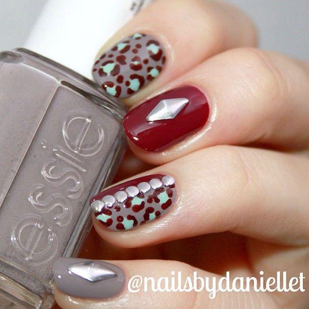 Instagram photo by nailsbydaniellet #nail #nails #nailart