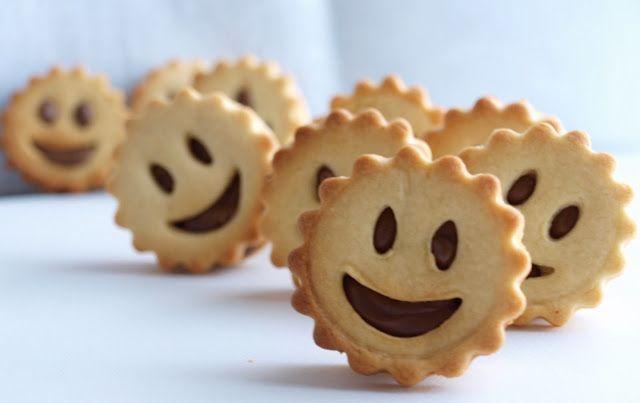 Unas galletas muy simpáticas