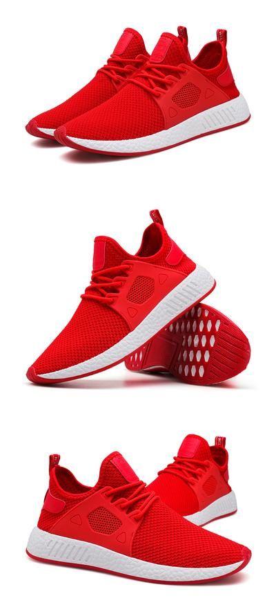 575e8cadec5 2018 Fashion Men Shoes Casual Weaving Fly Mesh Breathable Light Soft Black  Slipon Mens Shoe Male Trainers Sneakers Human Race