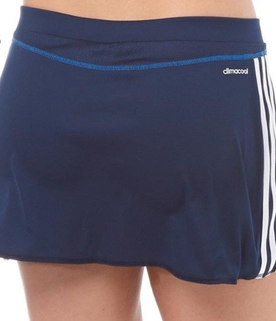 New Adidas Climacool Hockey Stick Skort. Sizes UK 6, 8, 10, 12 or 14 Navy White in Clothes, Shoes & Accessories, Women's Clothing, Activewear | eBay!