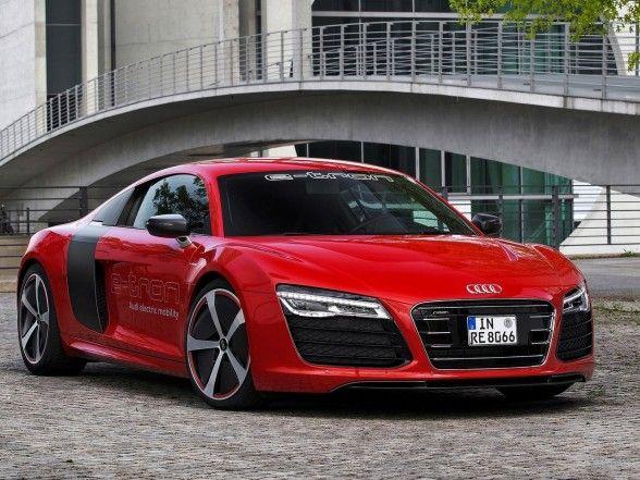 Audi R8 e-tron Concept (2013)