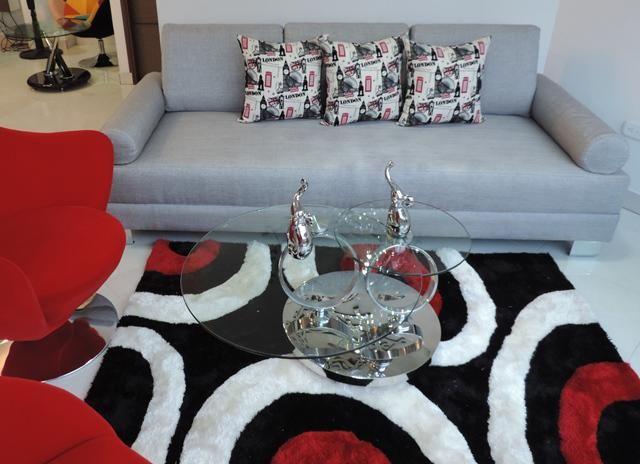 TIPSARTECO: La alfombra un elemento decorativo para dar estilo y personalizar tu espacio. juega con colores y formas!