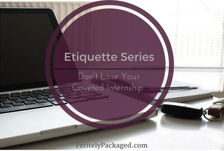 Know the difference between respectability politics and office #etiquette , so you don't lose an #internship like #Insecure 's Rasheeda