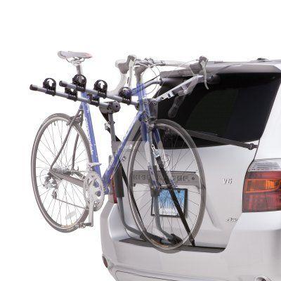 SportRack SR3141 3-Bike SUV and Van Rear Mount Rack - SR3141