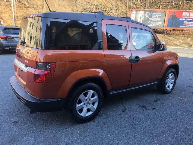 2011 Honda Element Ex Sport Utility 4d Honda Element 2011 Honda