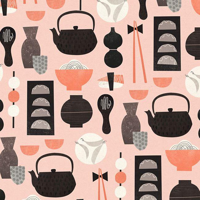 Retro Kitchen Shelves Art Print By Natalie Singh: 17 Best Images About Kitchen Printables On Pinterest