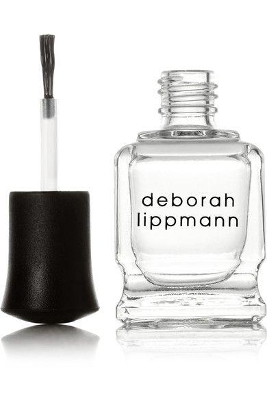 Deborah Lippmann - Quick-dry Top Coat - Addicted To Speed - Colorless