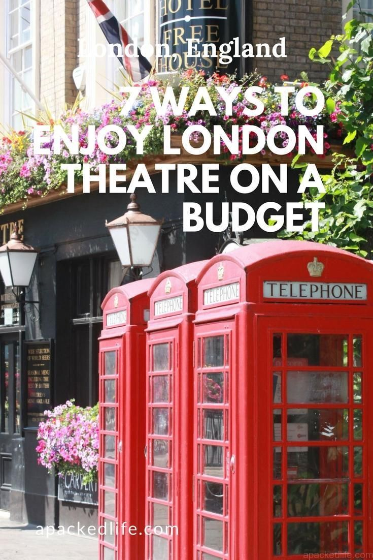 7 Ways To Enjoy London Theatre On A Budget From Last Minute Deals