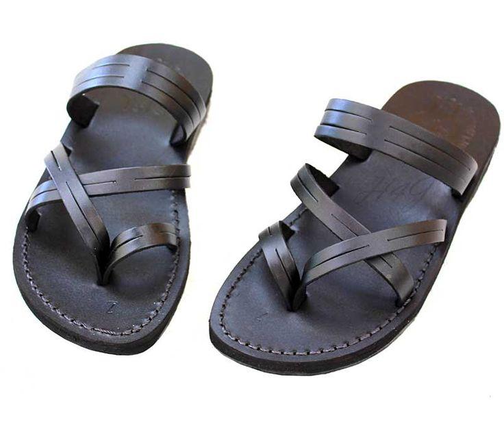 Jesus Sandals | 044 Black