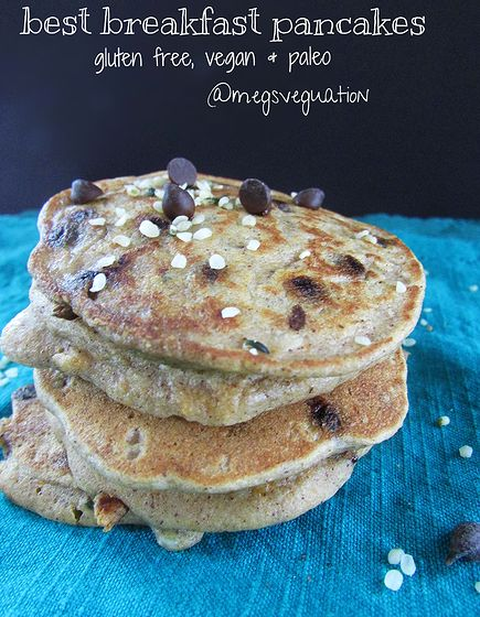 Best Breakfast Pancakes - Veggie Staples