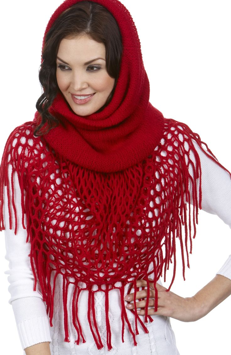 Your little red riding snood