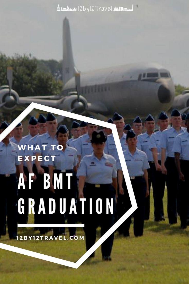 Us Air Force Bmt Graduation Usaf Lackland Air Force Base
