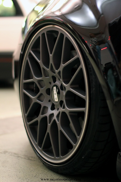This Is One of a kind BBS Rim that's not so popular but dope.